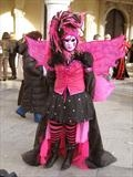 Punk trad, Venice Carnival by Julia Bond, Photography
