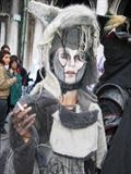 Wild Thing, Venice Carnival by Julia Bond, Photography